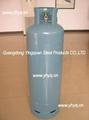 出口智利液化石油氣鋼瓶