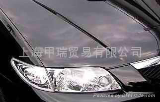 葉面膜-汽車鍍膜-漆面保護-- 4