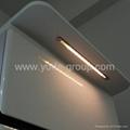 Build-in LED strip