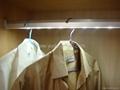 LED wardrobe light with PIR sensor switch