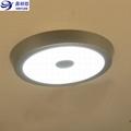 LED round light with spilt sensor