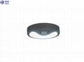 Battery LED round light
