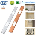 Rechargeable LED cabinet light with door contact sensor YD17009