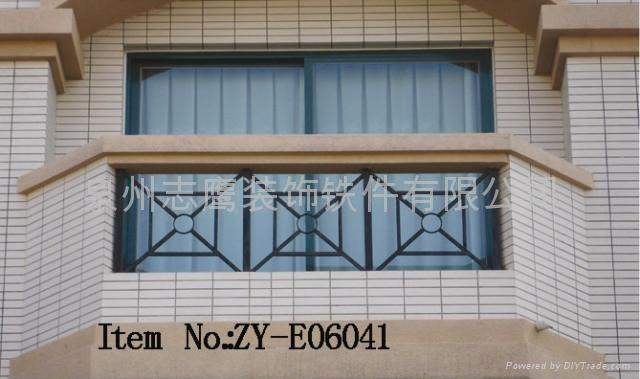 wrought iron railing kreikindon china manufacturer