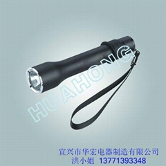 YJ1010固态微型强光防爆电筒
