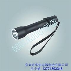 YJ1010固態微型強光防爆電筒
