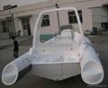 5.8m RIB Boat BM580