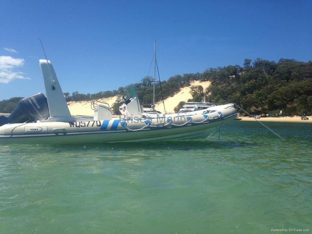 Rigid Inflatable boat RIB BM680 1