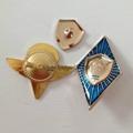 2015 Hot sale Masonic metal pin badge 3