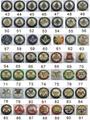2015 Hot sale Masonic metal pin badge 1