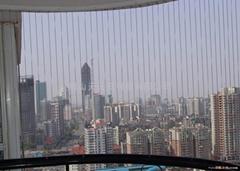 湖北武漢天天安十五年專業生產隱形防護網
