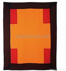 Meditation Sitting and Bowing Mat