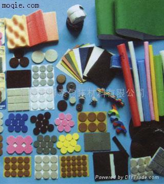 EVA内衬 泡棉成型制品 防震海绵 2