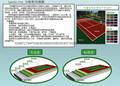 湖南長沙籃球場網球場塑膠跑道材料 3