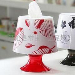 中國風颱燈紙巾抽
