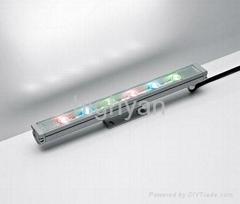 IP65 waterproof 18W RGB LED wallwasher
