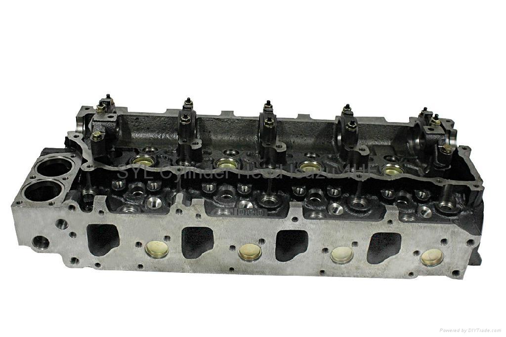 Isuzu 4HF1 4HE1-T 4HG1 Cylinder Head 1