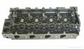 Isuzu 4HF1 4HE1-T 4HG1 Cylinder Head 3