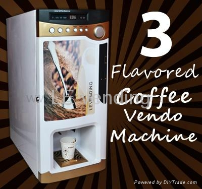coffee vendor machine