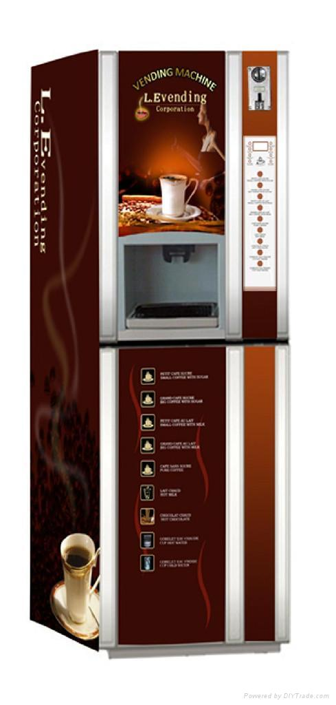 Auto Vending Machine Coffee