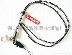 拉鍊挂繩飾品