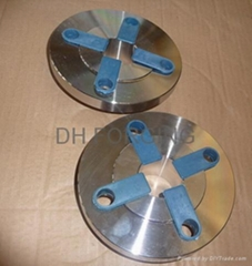 Stainless Steel Flanges with face protected