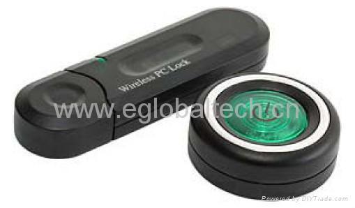 Wireless PC Lock 1
