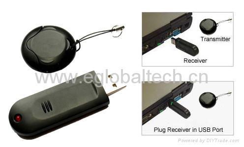 Wireless PC Lock 3