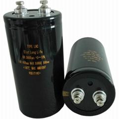10000uf450v 大容量铝电解电容器,450v1000uf电解电容