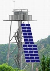 長春太陽能發電供電系統