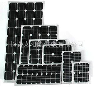 长春太阳能电池板 2