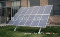 长春太阳能电池板 3