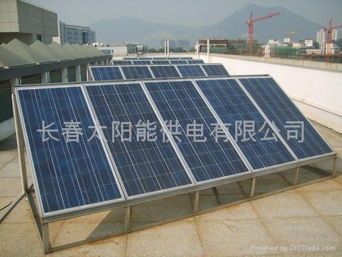 长春太阳能电池板 5