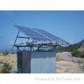 吉林长春太阳能发电