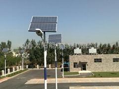 長春太陽能路燈