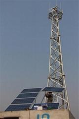 长春无线监控太阳能供电系统