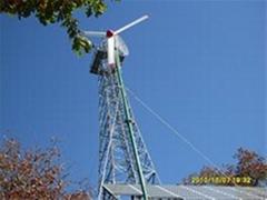 長春視頻監控太陽能供電系統