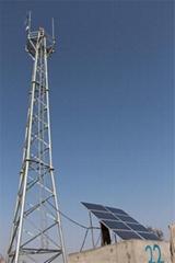 瀋陽無線監控太陽能供電系統