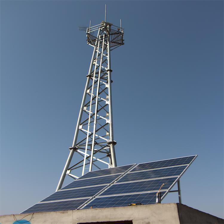 哈尔滨太阳能供电无线监控太阳能发电系统 1