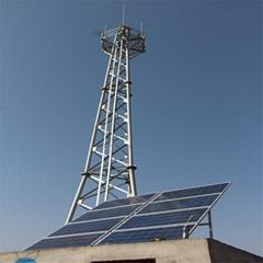 哈尔滨太阳能供电无线监控太阳能发电系统