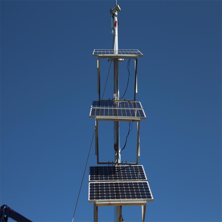 哈尔滨太阳能供电无线监控太阳能发电系统 5