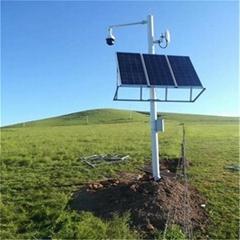 吉林长春太阳能供电监控系统