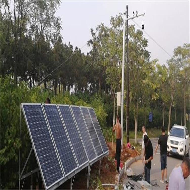 哈尔滨太阳能供电监控系统 3