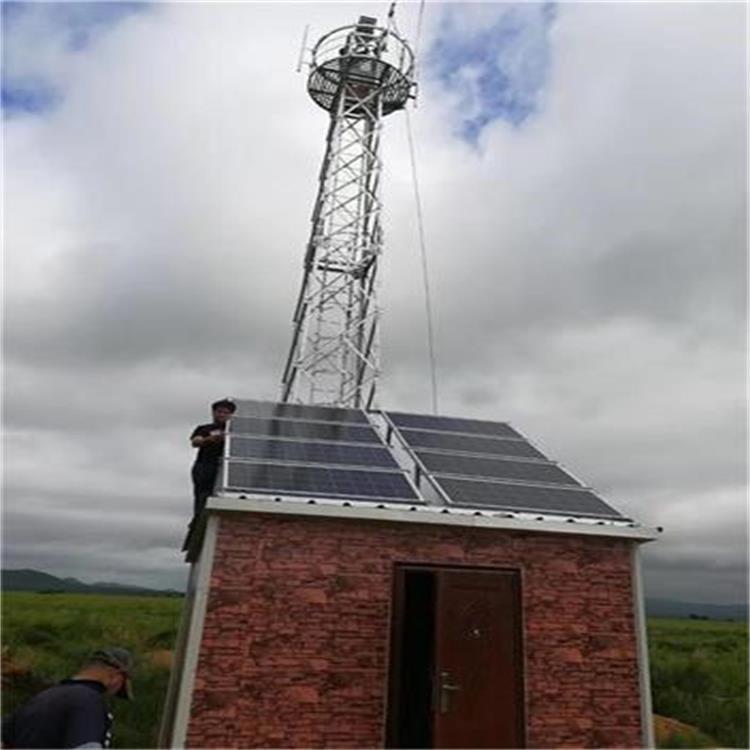 长春哈尔滨太阳能无线监控太阳能供电系统 1