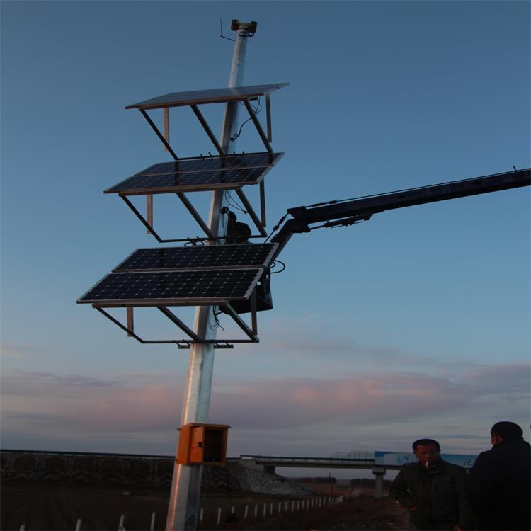 长春哈尔滨太阳能无线监控太阳能供电系统 4