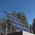 长春沈阳太阳能无线视频远程监控供电系统 3