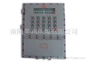 起重機專用防爆電氣控制櫃 1