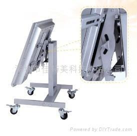 液晶電視移動支架/臺式移動電視架/可推動電視移動架 3