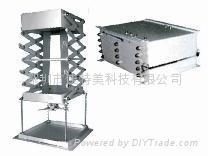 投影机升降架/投影机吊架/投影仪设备支架