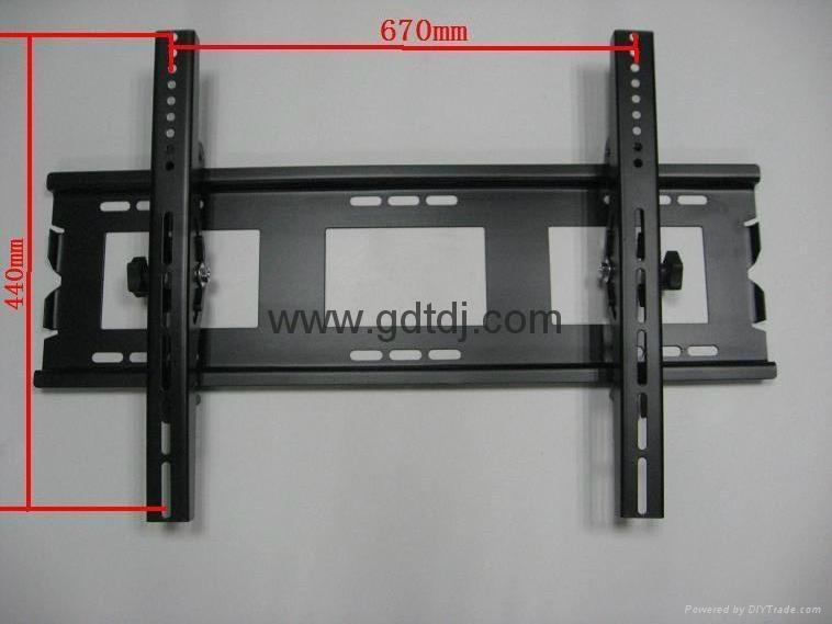 可調式電視壁挂架 傾斜調節電視架 LED電視支架LP6911 2